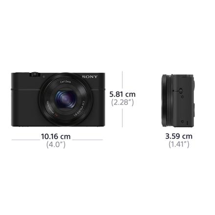 Sony Cyber-shot DSC-RX100 Compact camera, 20